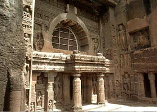 how much do we know about cave architecture of india