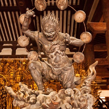 Shinto, an ancient Japanese religion