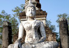 Buddhist holy places