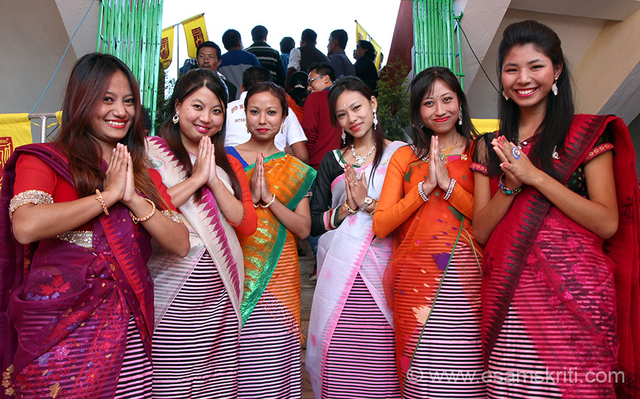 Textiles n Handlooms of Manipur