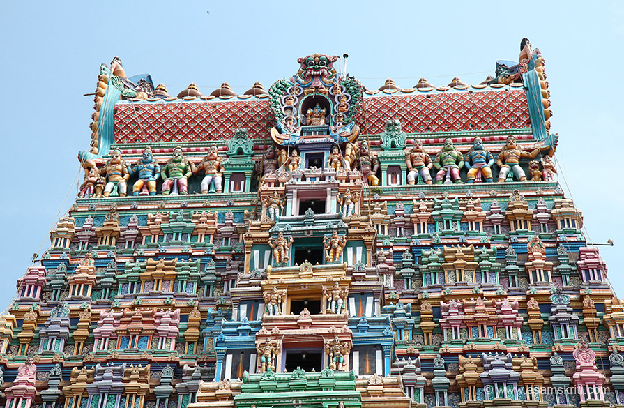 Srivilliputhur Temple