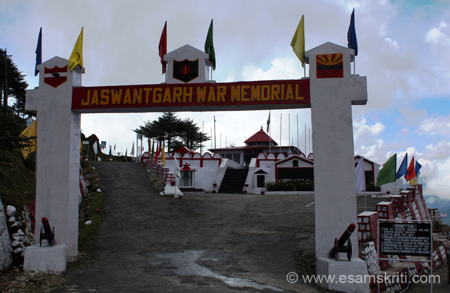 JaswantGarh War Memorial