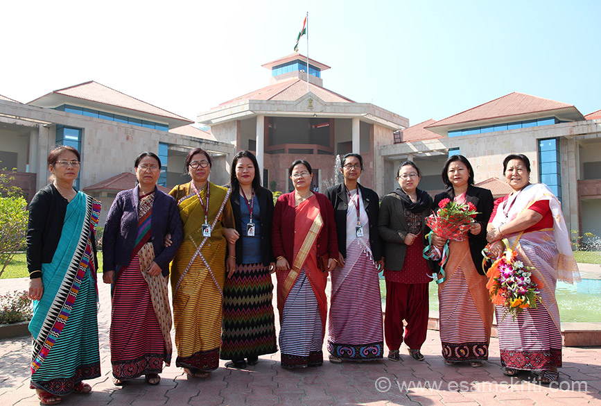People of Manipur