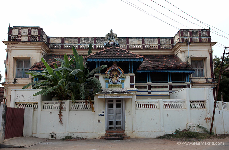 The Bangala Chettinad