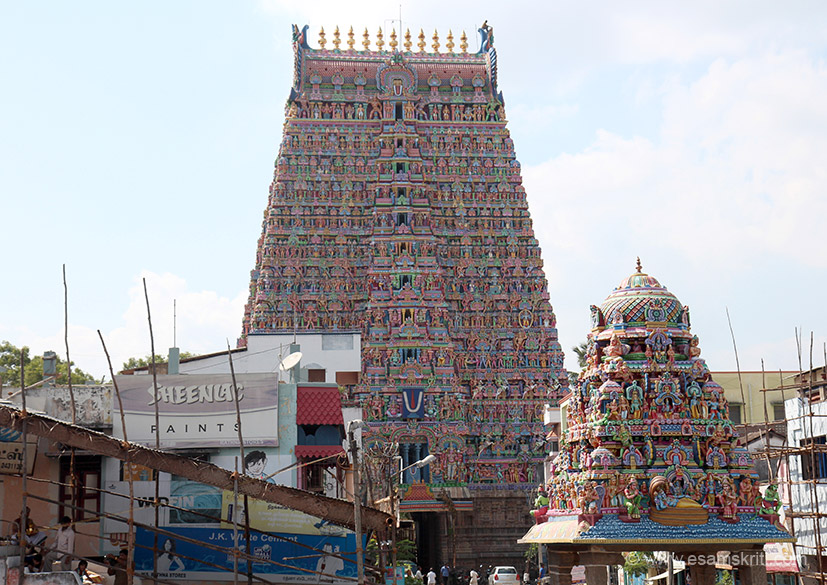 Temples of Kumbakonam new