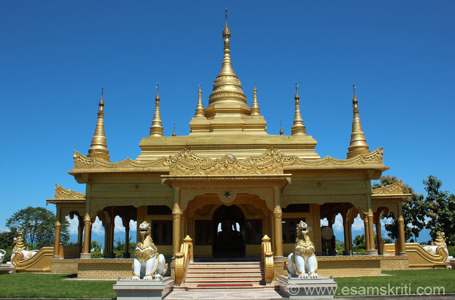 Golden Pagoda Monestery
