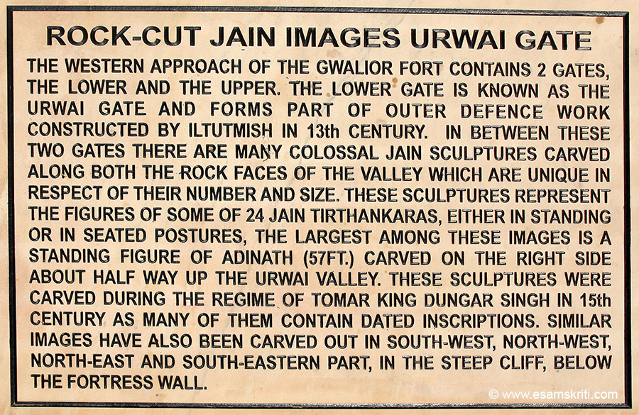 ROCK-CUT Jain Gwalior