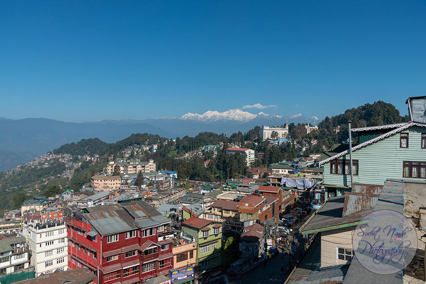 Sunrise Tiger Hill Darjeeling