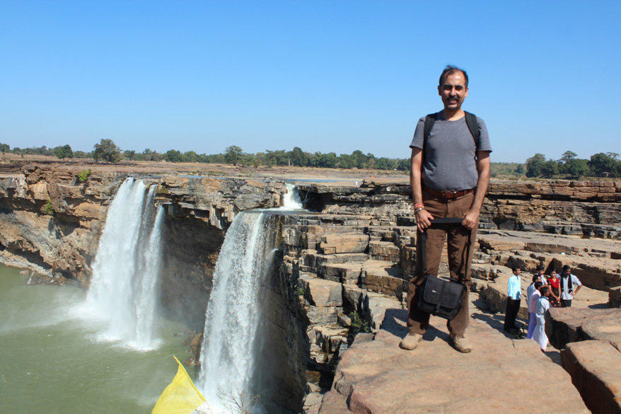 Chitrakoot Waterfalls New