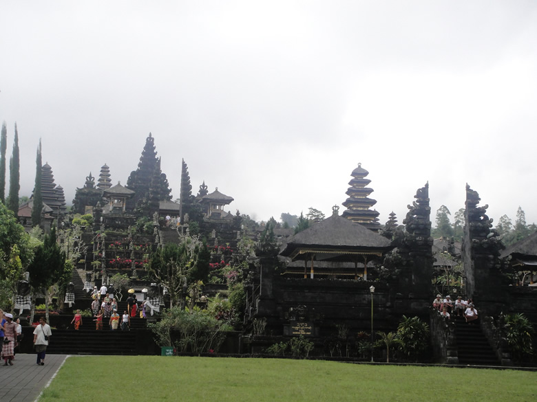 Mother Temple Bali